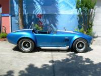 1967 Ford Cobra Replica by Shell Valley for Sale,