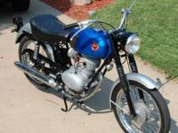 Gilera / Sears SS106 * Manufactured in Italy 1967