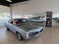 This stunning example of a 1967 GTO has a 400 C.I.