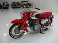 1967 HONDA 305 DREAM LOW MILEAGE SURVIVOR WITH ORIGINAL