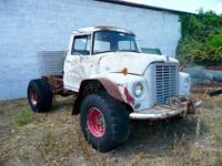 1967 International Loadstar 1600 4x4 All Wheel Drive (