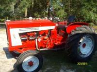 1967 International Tractor 504, 50H.P. 4Cyl. Gas