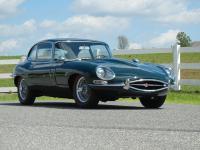 1967 JAGUAR E-TYPE (XKE) 2+2 -- 24K MILES. The car has