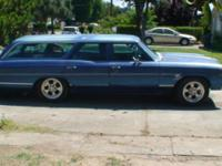 Available. 1967 Chevrolet Malibu wagon 4 door