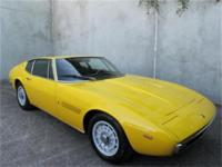 1967 Maserati Ghibli Here is a Gorgeous, 1967 Maserati