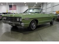 We are please to present this ultra rare 1967 Mercury