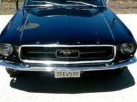 This 1967 Mustang has been gone through and brought
