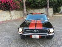 1967 Mustang Fastback Engine: 300HP One Windsor