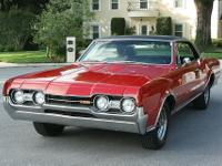 1967 OLDSMOBILE 442 SPORT COUPE. Excellent recent