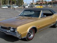 1967 Oldsmobile 442 Sport Coupe ID# 338177W237966