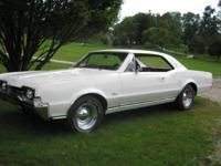 1967 Oldsmobile Cutlass 2-Door Hardtop For Sale in