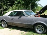 1967 Oldsmobile Cutlass Supreme - Overall the outer