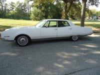 1967 Oldsmobile Ninety Eight Deluxe Sedan Classic. This