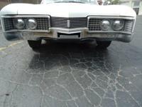 1967 Oldsmobile Ninety Eight Luxury Sedan Classic. I