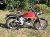 Up for sale out of the Rocky Mountain Montesa