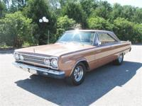 Just in is this beautiful turnkey 1967 Plymouth