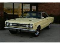 GTX: Plymouths fastest way to win you over. One of the