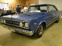 This is a very nice GTX that deserves to be driven. Its