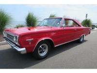 1967 PLYMOUTH GTX  440/375 H.P. (L-CODE) 4/SPEED -