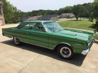 1967 GTX with Pedigree papers ! Frame Off restore ,