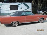 1967 Plymouth Sport Fury Convertible ..Florida USA Car