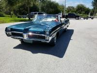 1967 Pontiac Catalina Mariner Turquoise. A 1966