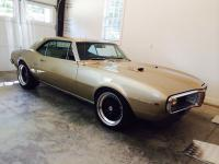 1967 REAL FIREBIRD 400 FRAME-OFF RESTORATION MATCHING