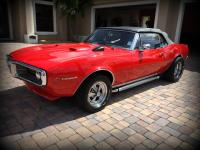 1967 Pontiac Firebird 400c.i. Classic Firebird Drives