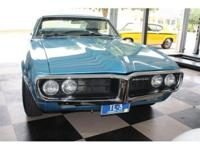 Nice little Pontiac firebird , original 326 , auto ,