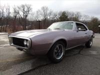 Just in is this Laser Straight 1967 Pontiac Firebird