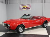 Stk#067 1967 Pontiac Firebird This beautiful Regimental