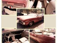 For Sale $5000 Located in Abilene, Kansas 1967 Pontiac