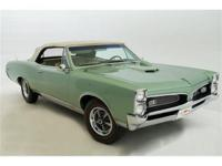 1967 PONTIAC GTO EXOTIC CLASSICS IS PLEASED TO PRESENT