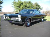 1967 Pontiac GTO  There is a fantastic example of