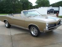 1967 Pontiac GTO Convertible HURST - EQUIPPED Signet
