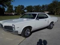 1967 Pontiac LeMans Custom 2DR HT ...Fresh Engine