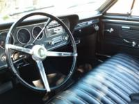 Beautiful 1967 Pontiac Tempest Custom Plum Mist.