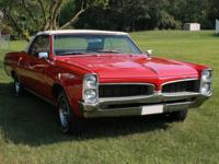 1967 Pontiac Tempest Custom. -This Tempest features a