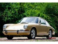 This 1967 Porsche 911 2dr S . It is equipped with a 5