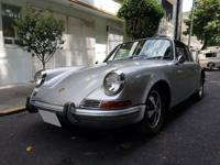 Precious Porsche 911 year 1967, in magnificent
