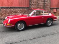 1967 Porsche 912, rare only 1800 built worldwide for