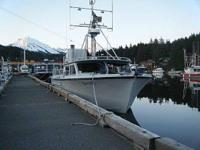 1967 Roberts Sternpicker Boat is located in