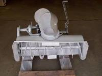 Model Number 917.251351 Snow thrower for Tractor.