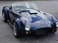 1967 Shelby Cobra Replica High Quality.  67 Shelby