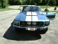 Year : 1967 Make : Shelby Model : GT350 Exterior Color