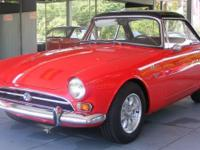 "1967 Sunbeam ""Tiger Tibute"" Alpine Convertible, Classic"