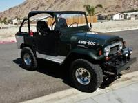 1967 TOYOTA FJ40 FROM SOUTHERN CALIFORNIA. KEPT IN