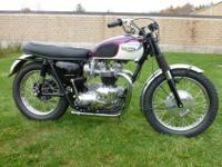 '67 TT Special. No cost spared, ground up restoration.