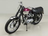 1967 Triumph T120 TTnVIN: T120 TT DU 54178nThe TT was a