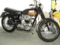 I have a letter from VMCC stating this bike was built